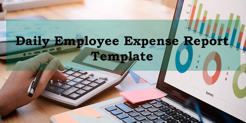 Daily Employee Expense Report Template