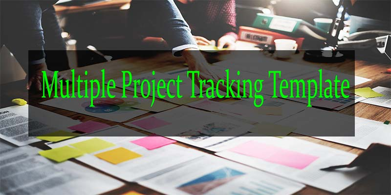 Multiple project tracking