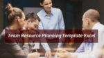 Team Resource Planning Template
